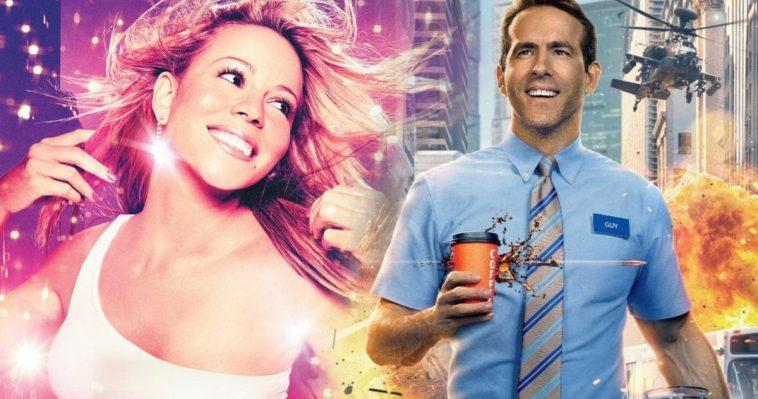 Ryan Reynolds Est Responsable à 100% De Mariah Carey Obsession
