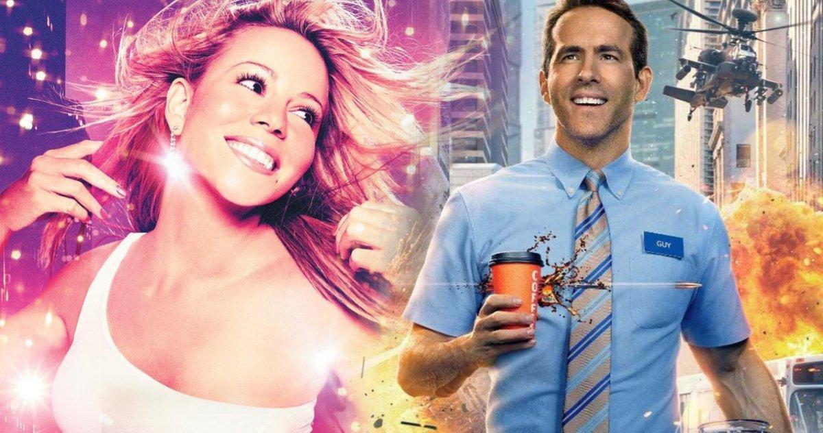 Ryan Reynolds Est Responsable à 100% De Mariah Carey Obsession