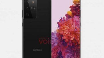 Samsung Galaxy S21 Ultra: Fuite De Données Techniques