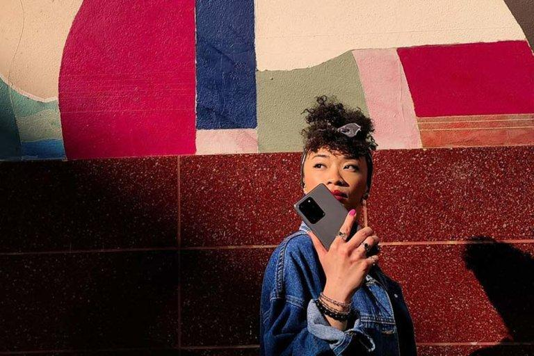 Samsung Galaxy S21 Ultra: Les Bords De L'écran Sont Ils Vraiment