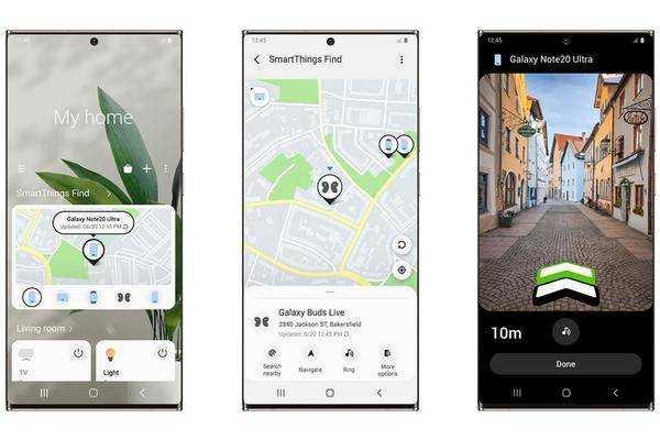 Samsung Smartthings Find Est Conçu Pour Aider à Suivre Les