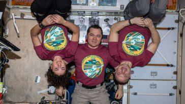 Sans Gravité, Le Fluide Autour Du Cerveau D'un Astronaute Se