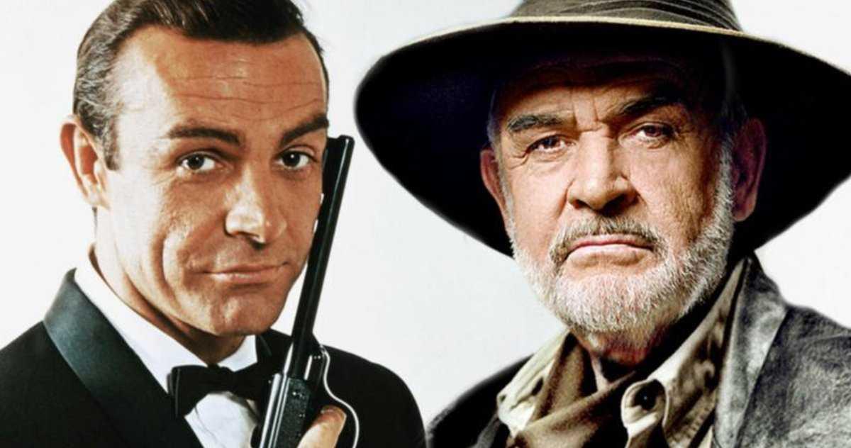 Sean Connery Meurt, L'icône De James Bond Et Le Lauréat