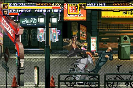 Sega célèbre son 60e anniversaire en offrant des mini versions de certains classiques comme 'Golden Axe' ou 'Yakuza'