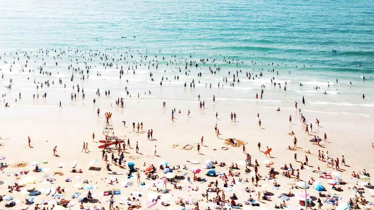 Septembre a été le mois le plus chaud en 141 ans avec des températures mondiales en moyenne de 15,97 degrés Celsius: NOAA