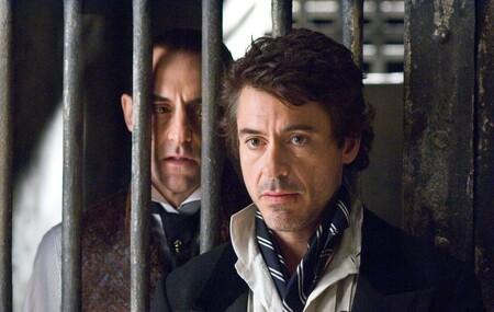 Sherlock Holmes Downey