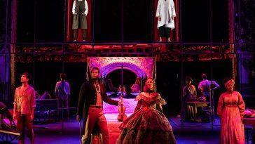 Slave Play Entre Dans L'histoire Des Tony Awards Avec 12