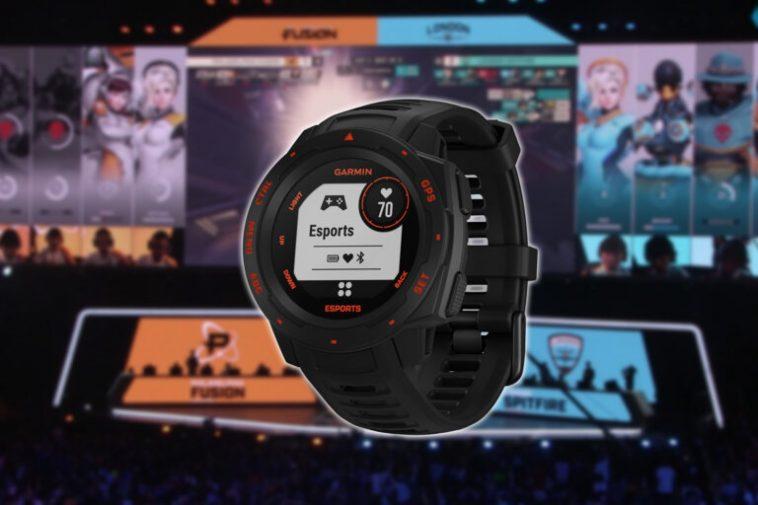 Smartwatch Pour Les Joueurs: Garmin Instinct Esports Est Officiel