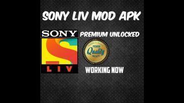 Sony Liv Mod Apk: Gagnez Des Prix Passionnants à Chaque