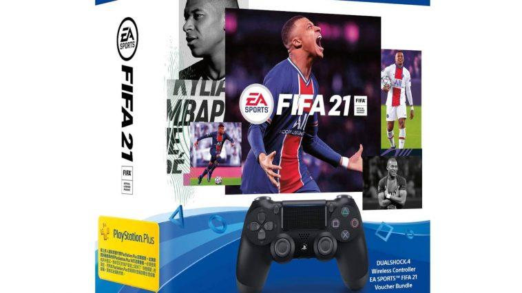 Sony Lance Dualshock 4, Bundle Fifa 21 Disponible à Partir