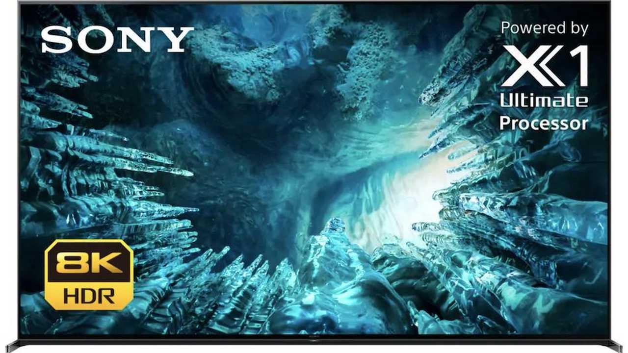 Sony lance son premier téléviseur 8K Z8H en Inde avec prise en charge de la PS5 à Rs 13,99 990