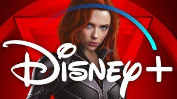 Sortie En Streaming De Black Widow Sur Disney + Fortement