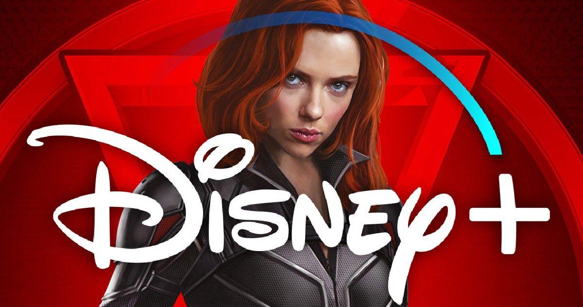 Sortie En Streaming De Black Widow Sur Disney + Fortement