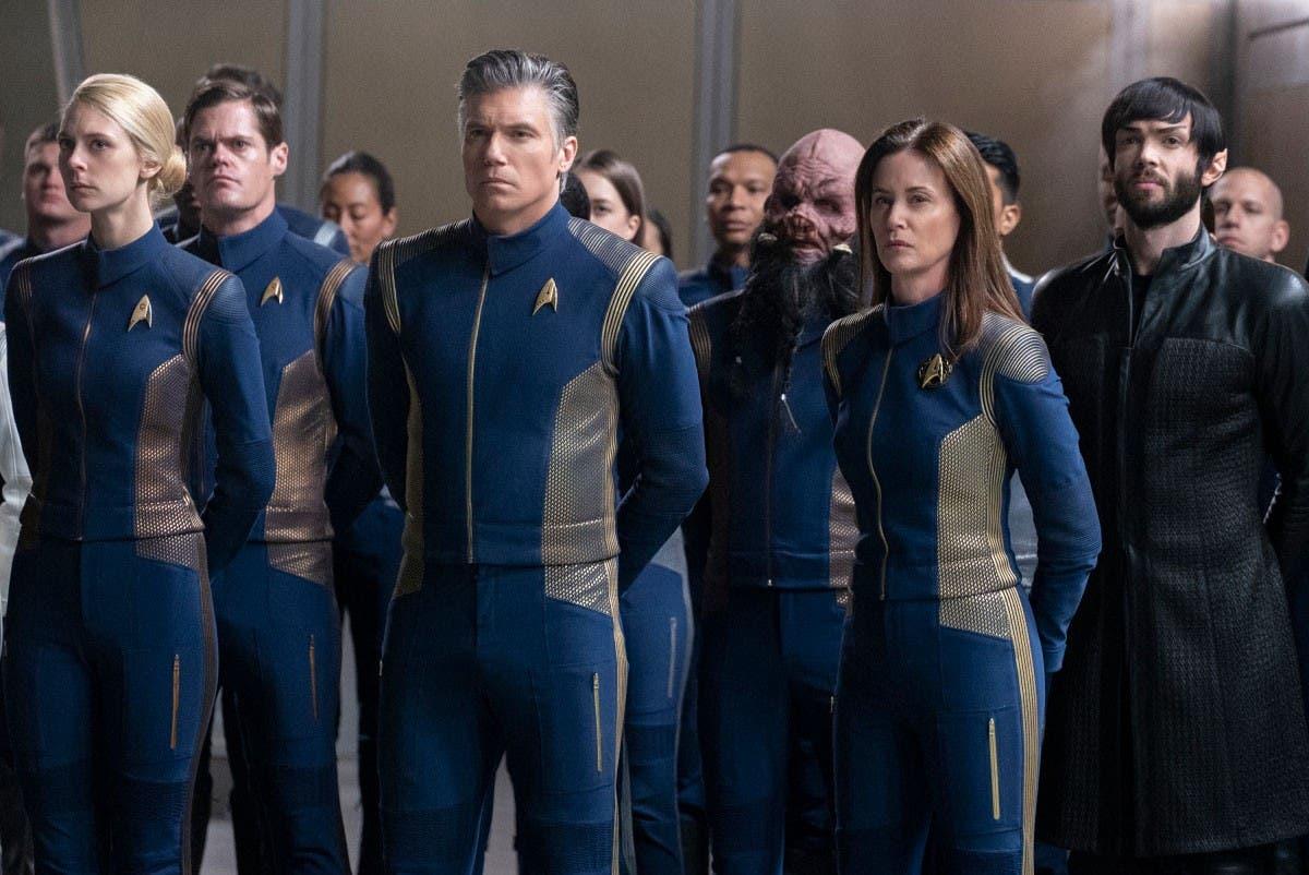 Star Trek: Discovery Se Renouvelle Pour Une Saison 4 Dont