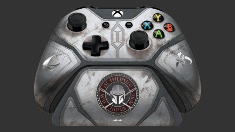 The Mandalorian: Contrôleur Xbox Pour La Série Annoncé, Aussi Cher
