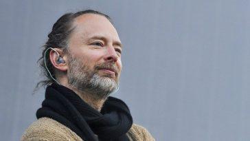 """Thom Yorke De Radiohead """"j'espère Que Les Gens Prennent Toujours"""
