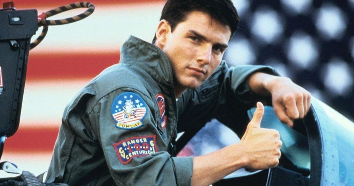Tom Cruise Reçoit Le Certificat Honorifique D'aviateur Naval Pour Top