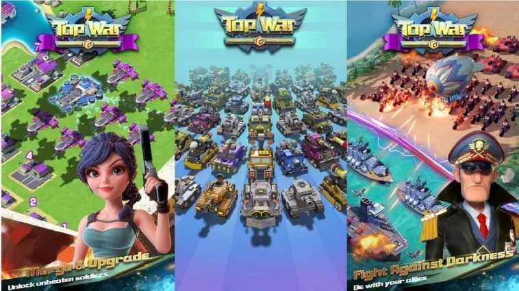 Top War: Battle Game Apk: Téléchargez La Dernière Version Maintenant!