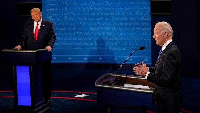 Trump critique l'air en Inde, en Chine, en Russie;  le qualifie de sale dans le deuxième débat présidentiel