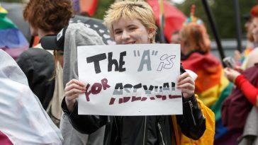 Un Jeune Lgbt Sur Dix S'identifie Comme Asexué Ou Sur
