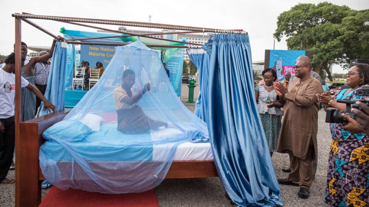 Un mystère du paludisme, en partie résolu: que se passe-t-il lorsque les pluies cessent?
