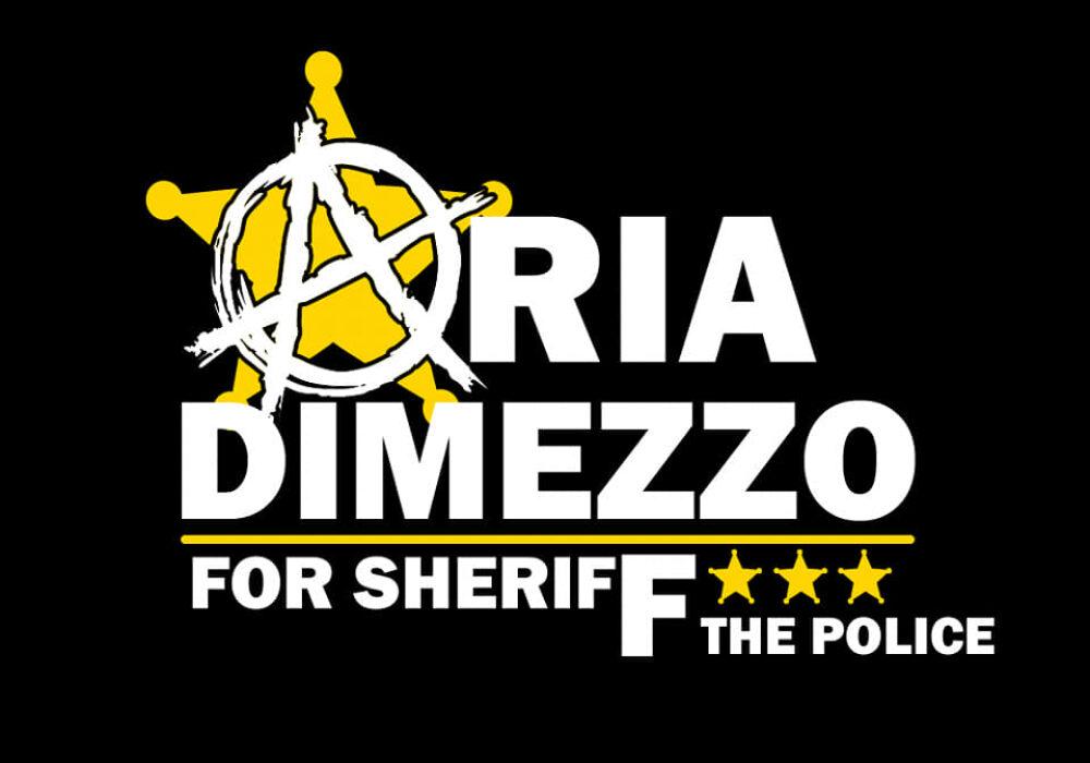 Aria DiMezzo, fondateur et grand prêtre de l'Église réformée satanique, a été élu sans opposition à la primaire républicaine