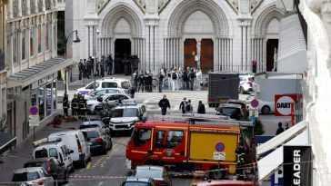Une Attaque Au Couteau Fait Trois Morts à L'église