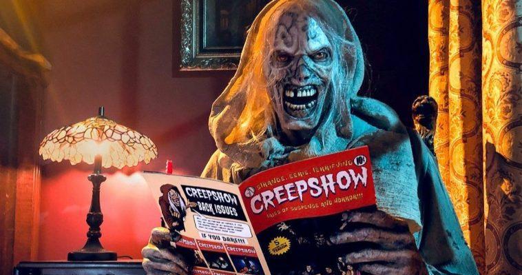 Une Bande Annonce Spéciale Animée Creepshow Fait Frémir De Grandes Frayeurs