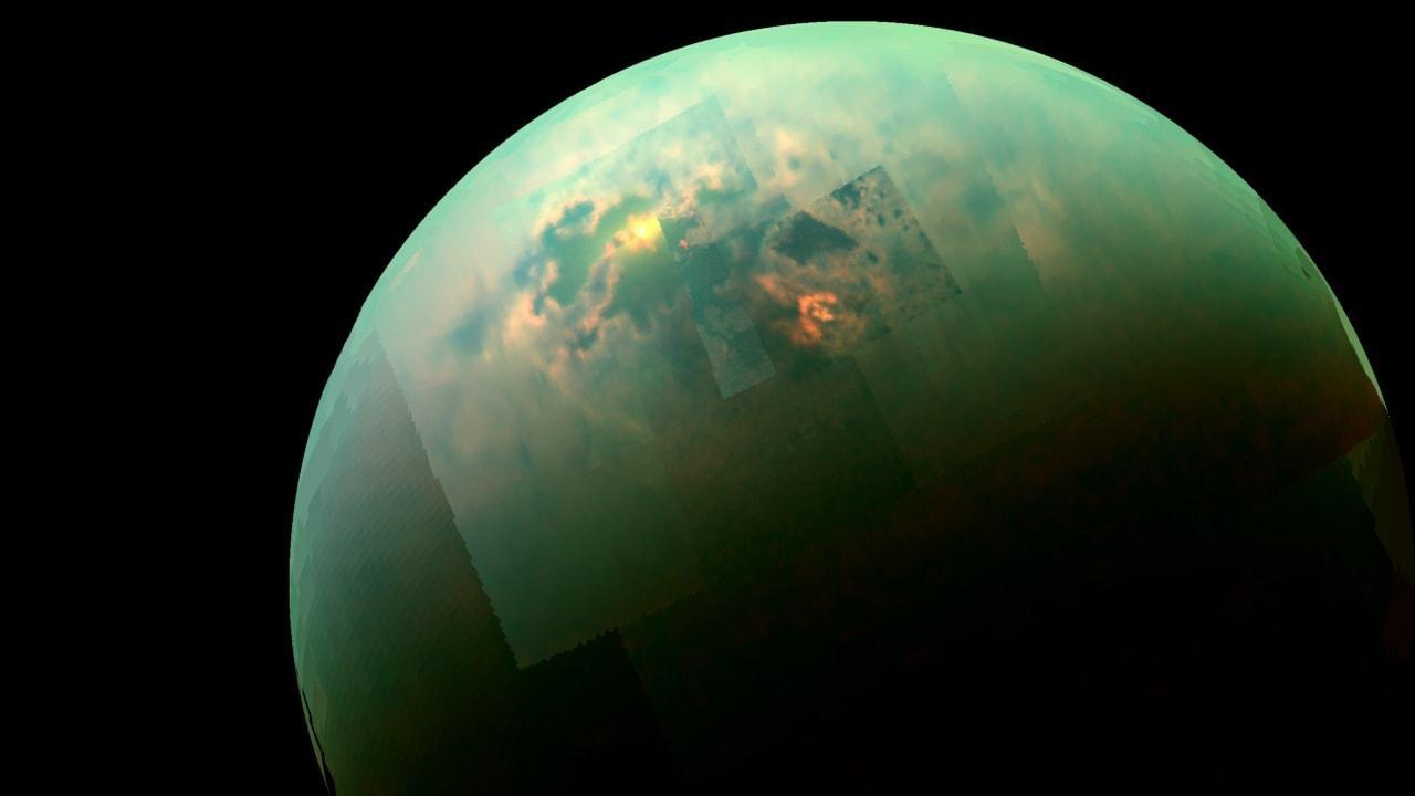 Une étrange molécule à base de carbone trouvée dans l'atmosphère de la lune de Saturne Titan