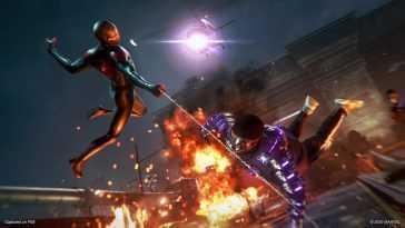Une Fuite Montre Les Temps De Chargement Rapides De Spider Man:
