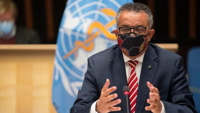 Une personne sur 10 dans le monde pourrait avoir été infectée, selon l'OMS lors d'une session spéciale sur le COVID-19
