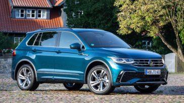 Volkswagen Tiguan Renouvelé Est Arrivé Au Portugal: La Gamme Et