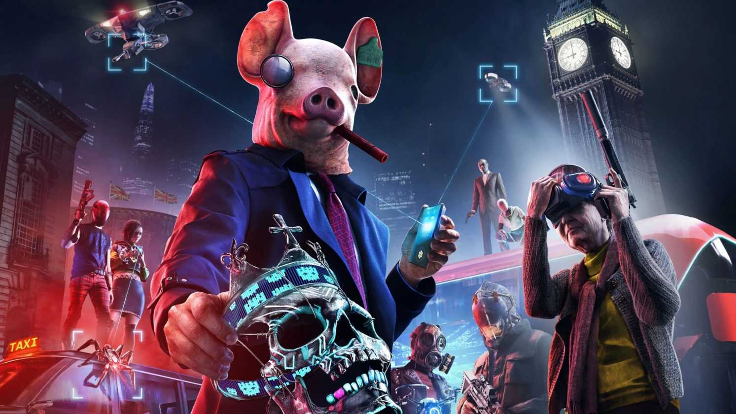Watch Dogs: Legion Comment Prendre Des Photos