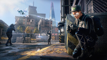 Watch Dogs Legion Screen 01 Ps4 Ps5 le 21juil20