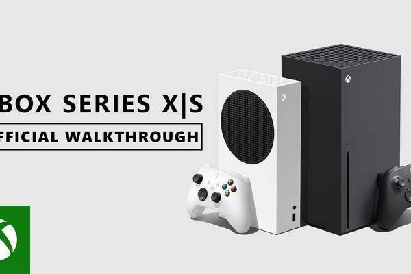 Xbox Series X Dans La Procédure Pas à Pas: Voici