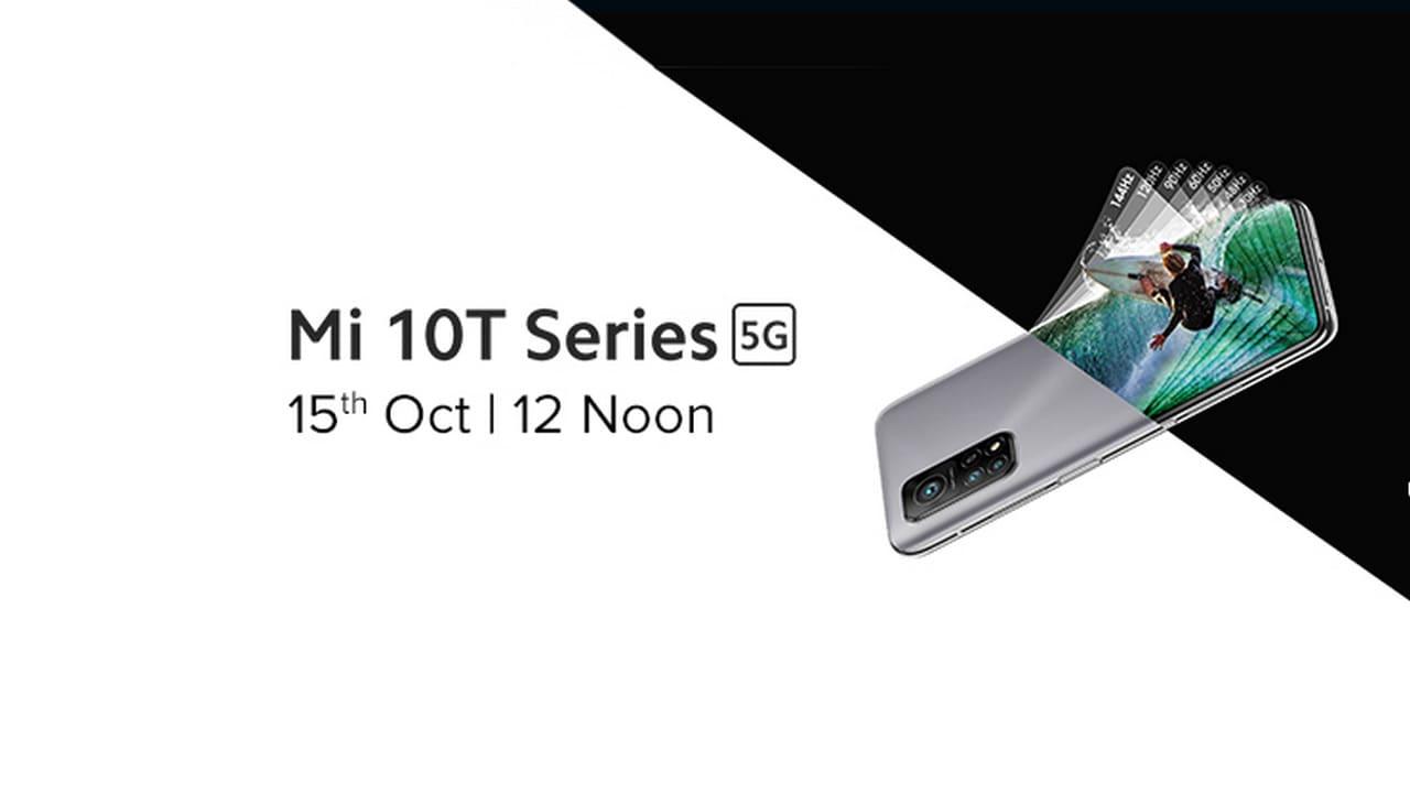 Xiaomi Mi 10T, Mi 10T Pro seront lancés en Inde le 15 octobre: tout ce que nous savons jusqu'à présent