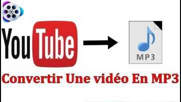 Youtube Mp3 Voici Comment Convertir Les Vidéos En Mp3