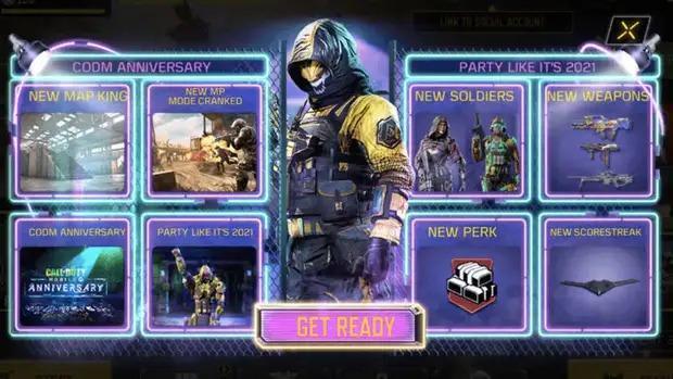 Cod Mobile Season 11 Roadmap Call Of Duty