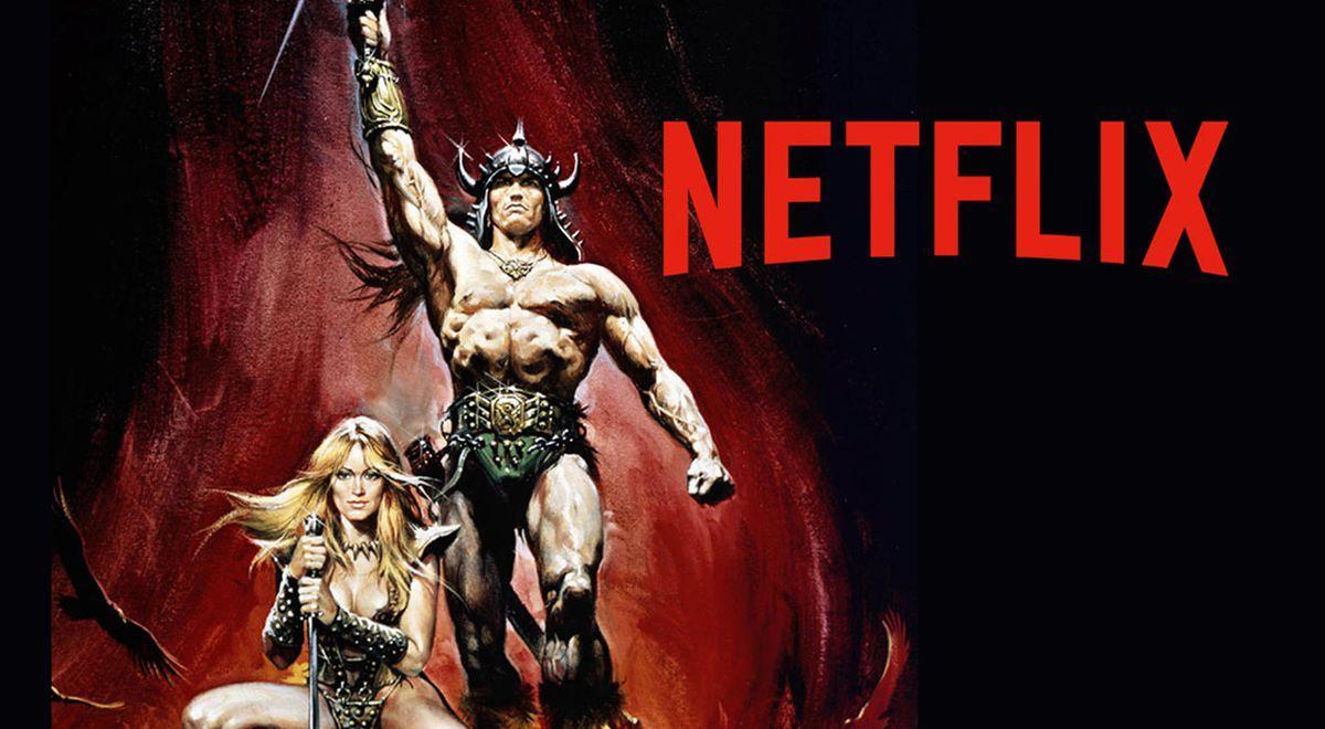 Conan Netflix Header