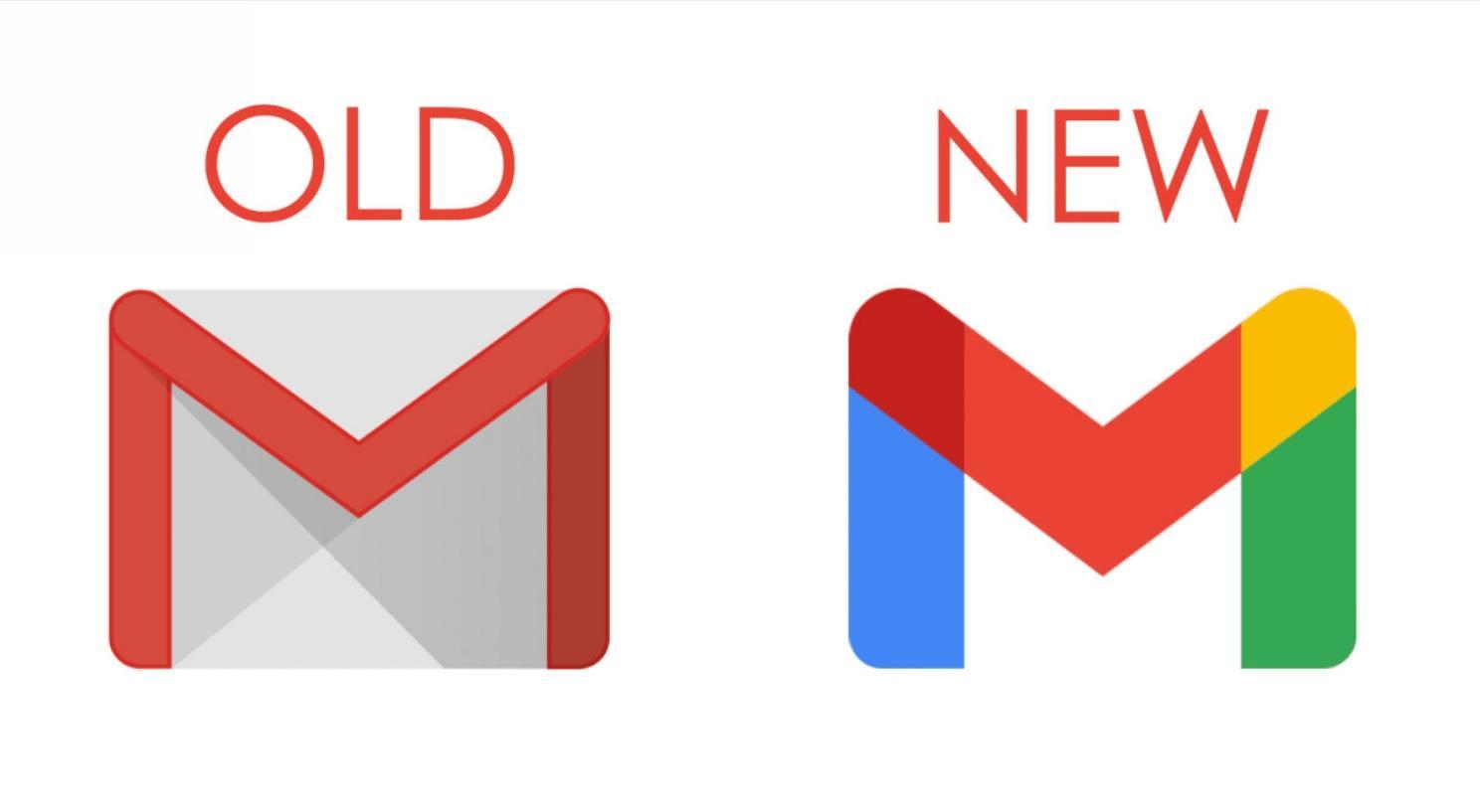 Gmail Nouveau Logo