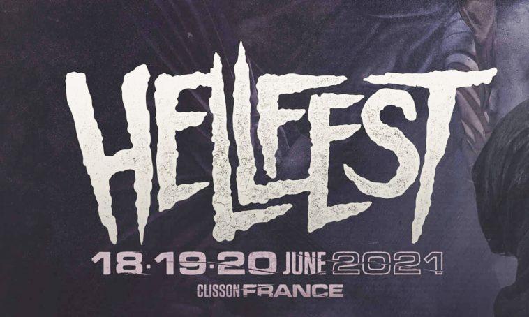 Hellfest 2021 Logo