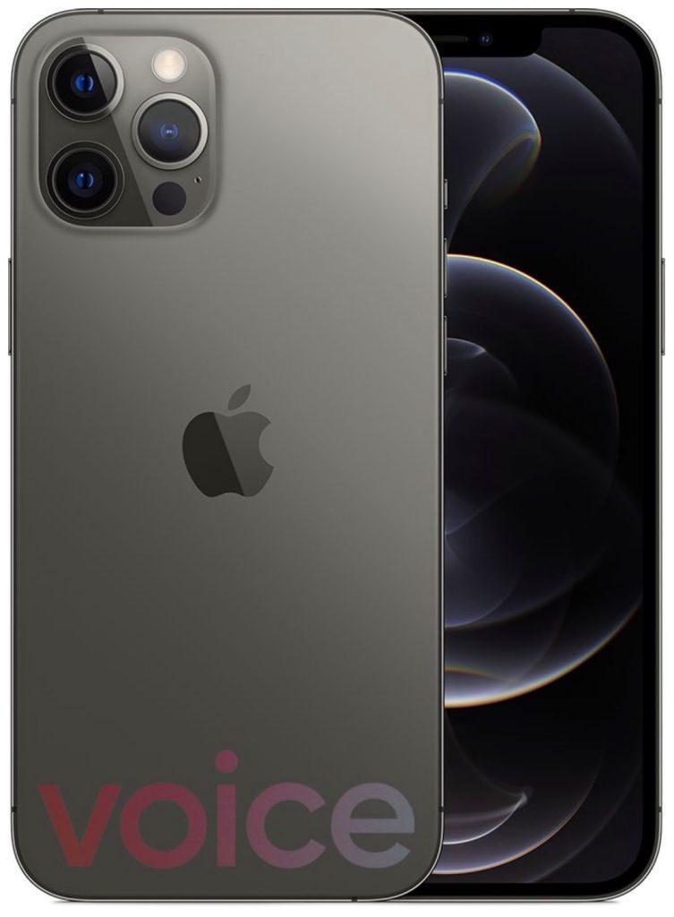 Iphone 12 Noir Black