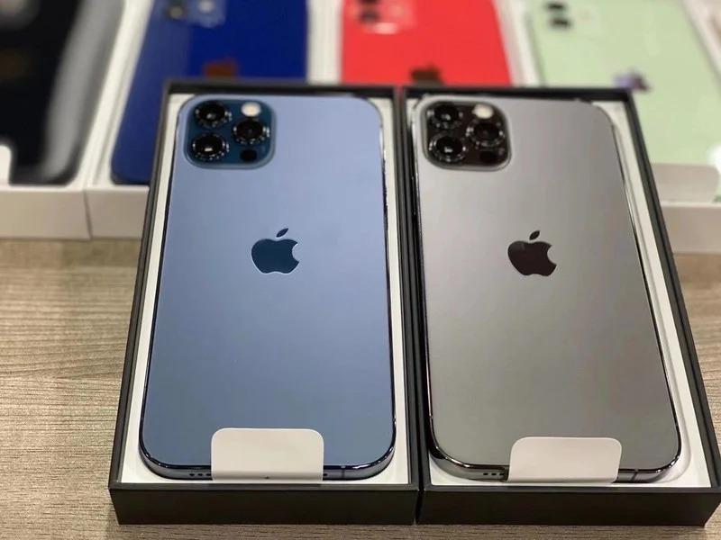 Iphone 12 Pro Couleurs