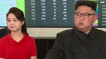 Kim Jonh Un Ri Sol Ju.jpg