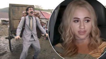 Maria Bakalova Borat
