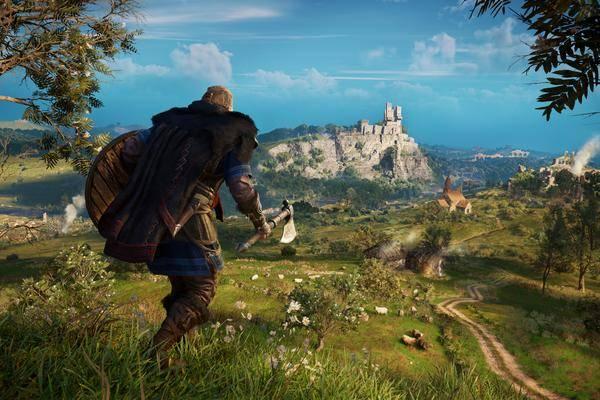 """""""assassins 'creed Valhalla"""": Beaucoup De Nouveau Gameplay Pour L'épopée Viking"""