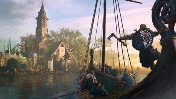"""""""assassin's Creed Valhalla"""": Le Dlc Mène à L'irlande Et à"""