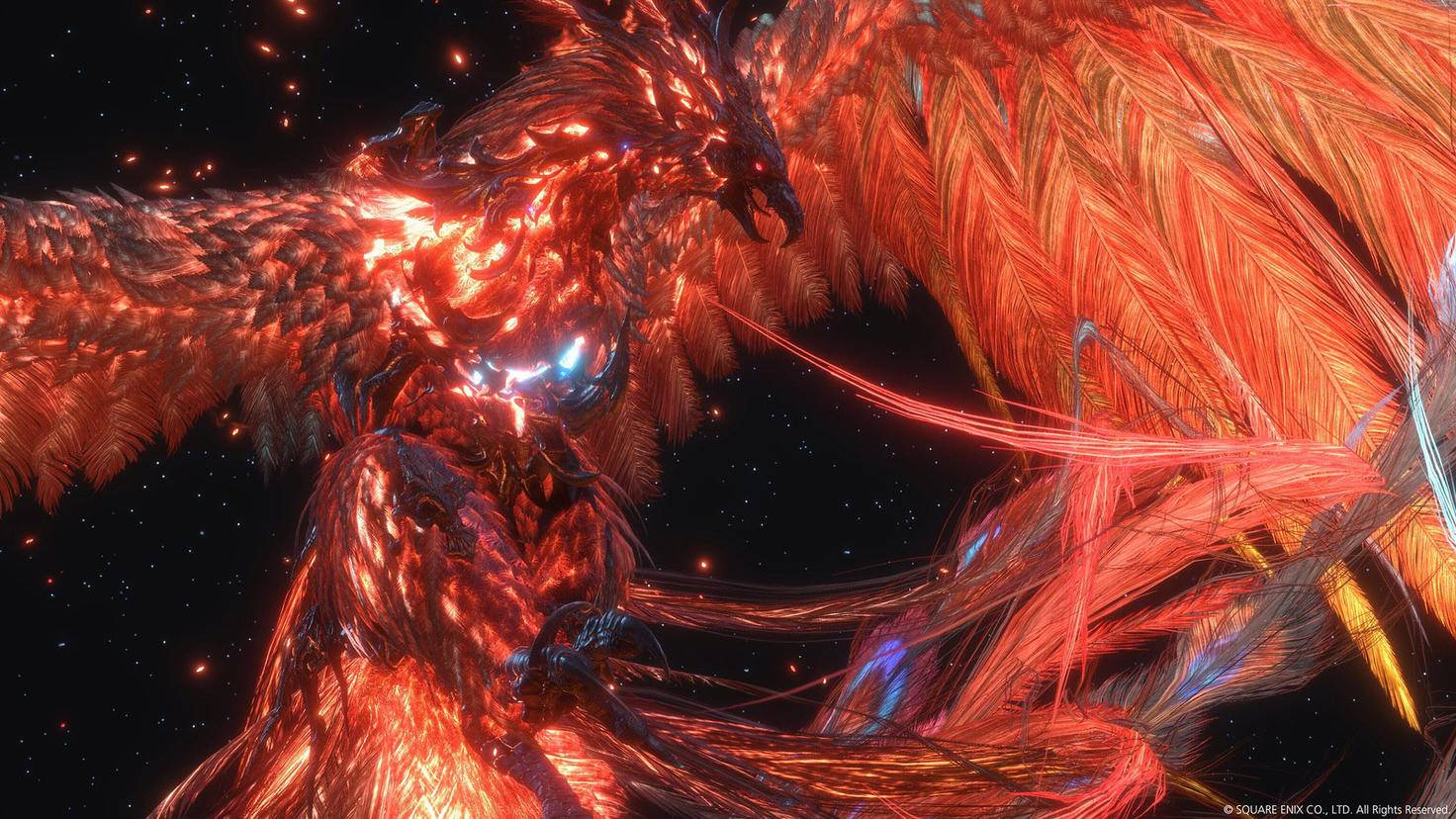Final Fantasy 16 Phoenix