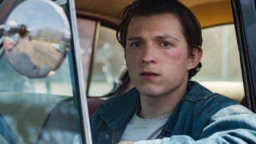 """""""inexploré"""" Film: Premier Regard Sur Tom Holland En Tant Que Nathan"""