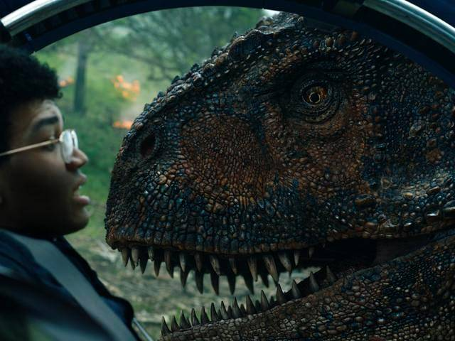 Les dinosaures ne s'arrêteront pas avant 2022.